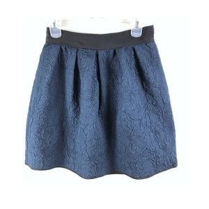Wilfred Dark Navy Party Skirt